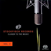 老虎 精選第二輯 Stockfisch Records Closer The Music Vol