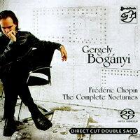 蓋勒蓋依 波加尼 蕭邦夜曲全集 Gergely Boganyi Frederic Chopin