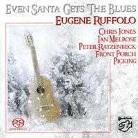 聖誕老人也藍調 Eugene Ruffolo & V.A.: Even Santa Gets The Blues (SACD) 【Stockfisch】 - 限時優惠好康折扣