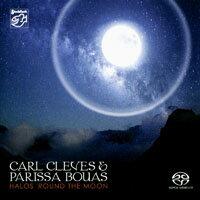 卡爾.克里夫&派瑞莎.鮑亞絲:月暈 Carl Cleves & Parissa Bouas: Halos 'Round The Moon (SACD) 【Stockfisch】 - 限時優惠好康折扣