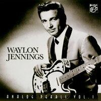 類比珠玉Vol. 1 偉倫.珍尼斯 Analog Pearls Vol.1 - Waylon Jennings (SACD) 【Stockfisch】 - 限時優惠好康折扣