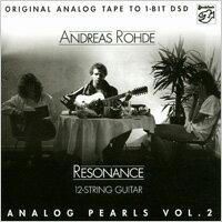 類比珠玉Vol. 2 安德列斯.羅德:共鳴 Analog Pearls Vol.2 - Andreas Rohde: Resonance (SACD) 【Stockfisch】
