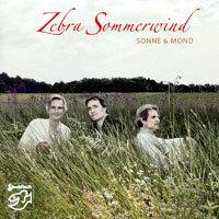 斑馬夏風:太陽與月亮 Zebra Sommerwind: Sonne & Mond (CD) 【Stockfisch】