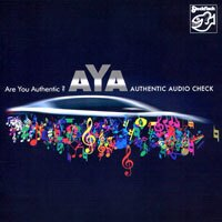 AYA:超權威音響測試天碟 AYA: Authentic Audio Check