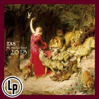 絕對的聲音TAS2013(限量VinylLP)【依布小姐粉絲專屬優惠】