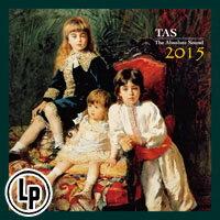 絕對的聲音TAS2015(限量VinylLP)【雞蛋貓異想世界粉絲專屬優惠】