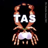 絕對的聲音TAS2001 (CD)【依布小姐 粉絲專屬優惠】