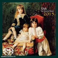 絕對的聲音TAS2015(SACD)【小天粉絲專屬優惠】
