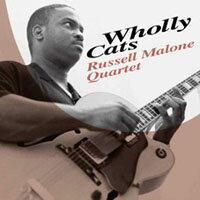 羅素.馬龍:所有貓 Russell Malone: Wholly Cats (CD) 【Venus】 - 限時優惠好康折扣