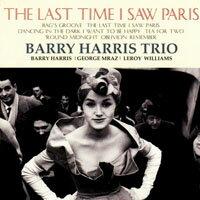 巴瑞.哈里斯三重奏:巴黎最後的時光 Barry Harris Trio: The Last Time I Saw Paris (CD) 【Venus】 - 限時優惠好康折扣
