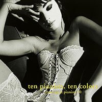 十人十色.爵士鋼琴 Ten Pianists, Ten Colors 〜venus great pianists 10 (CD) 【Venus】 - 限時優惠好康折扣