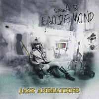 samA & EAU DE MOND: Jazz Animations (CD) 【Venus】 - 限時優惠好康折扣