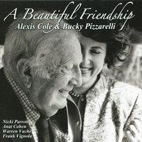 愛麗克絲.柯爾:美妙的友誼 Alexis Cole & Bucky Pizzarelli: A Beautiful Friendship (CD) 【Venus】 - 限時優惠好康折扣