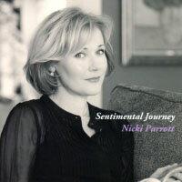 妮基.派洛特:感性旅程 Nicki Parrott: Sentimental Journey (CD) 【Venus】 - 限時優惠好康折扣