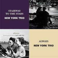 紐約三重奏:星空階梯+艾文柏林歌曲集 New York Trio: Stairway To The Stars + Always (限量2CD豪華決定盤)【Venus】 - 限時優惠好康折扣