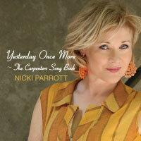 妮基.派洛特:昨日重現~木匠兄妹經典歌曲集 Nicki Parrott: Yesterday Once More ~ The Carpenters Song Book (CD) 【Venus】 - 限時優惠好康折扣