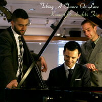 康拉德.帕庫斯基三重奏:愛的機遇 Konrad Paszkudzki Trio: Taking A Chance On Love (CD) 【Venus】