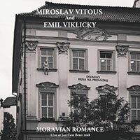 米拉斯拉夫.維特斯與艾米爾.維克利基:摩拉維亞浪漫 Miroslav Vitous and Emil Viklicky:Moravian Romance ~ Live at JazzFest Brno 2018 (CD)【Venus】 - 限時優惠好康折扣