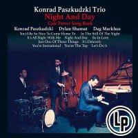 康拉德.帕庫斯基三重奏:日日夜夜 Konrad Paszkudzki Trio: Night And Day 〜 Cole Porter Song Book (Vinyl LP) 【Venus】 - 限時優惠好康折扣