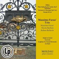 馬斯莫.法羅三重奏:古典心,爵士情 Massimo Farao' Trio: Moldau ~ plays classics (Vinyl LP) 【Venus】 - 限時優惠好康折扣