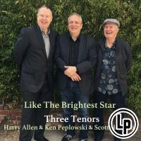 三大次中音薩克手:最閃亮的星 Three Tenors: Like The Brightest Star (Vinyl LP) 【Venus】 0