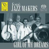 fone爵士樂團:夢中情人 Fone Jazz Makers - Girl of My Dreams (SACD)【fone】 - 限時優惠好康折扣