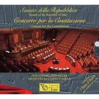 憲法音樂會 Senate of the Republic of Italy - Concert for the Constitution (CD)【fone】 - 限時優惠好康折扣