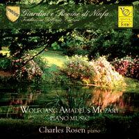 尼法花園 MOZART Piano Music (CD)【fone】