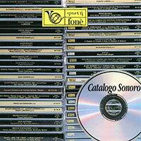 fone古典精選輯CatalogoSonoro(CD)【fone】