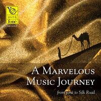 絲路 - 奇妙的音樂旅程 Various A Marvelous Music Journey (24K GOLD CD)【fone】 - 限時優惠好康折扣