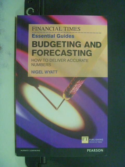 ~書寶 書T7/投資_GGA~Essential Guide to Budgeting a