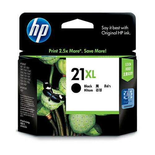 【OKIN】HP 原廠黑色墨水匣 C9351CA 21XL 印表機耗材 噴墨印表機
