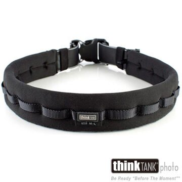 Think Tank ThinkTank 創意坦克 彩宣公司貨 Pro Speed Belt V2.0 腰帶(M-L)-thinkTANK PS007 尺寸:M-L 32~42吋(81-106cm) ..