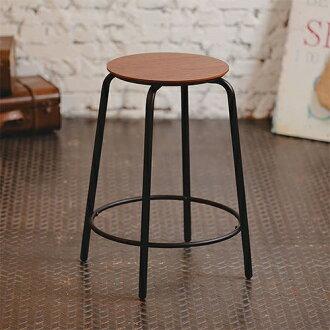 《AccessCo》美式工業風復古高腳椅凳