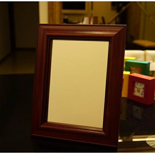 《閱讀歐洲》胡桃木桌上/ 掛壁 兩用鏡