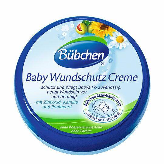 Baan 貝恩 -【經典系列】Bubchen 護膚膏 Baby Wundschutz Creme 150ML 0