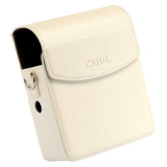 【相印機配件】Fujifilm SHARE SP-1 相印機皮套(白色) 富士 SP1 Kamera 相印機包 相機殼