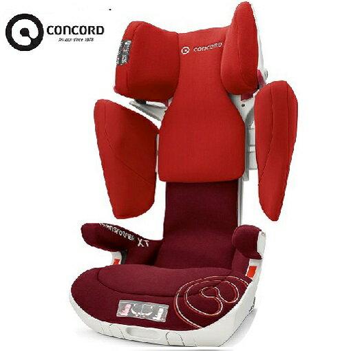 德國【CONCORD】 Transformer XT 汽車安全座椅(紅色) - 限時優惠好康折扣