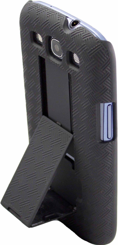 save off 20d96 78ba7 Holster Samsung Galaxy S3 Case & Belt Clip Combo