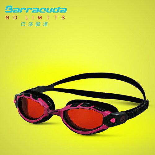 美國巴洛酷達Barracuda成人運動型抗UV防霧泳鏡-TRITON#33925 3
