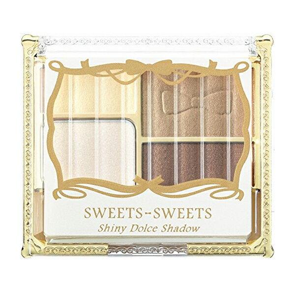 《日本製》SWEETS SWEETS 迷情香榭眼彩-07巧克力開心果 3g (附眼影棒1支)