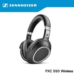 志達電子 PXC 550 Wireless 德國聲海 Sennheiser 藍芽 密閉折疊藍芽主動抗噪耳罩式耳機 宙宣公司貨