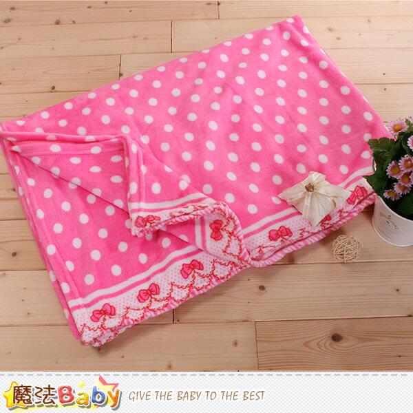 法蘭絨毛毯 140x210cm 四季毯 魔法Baby~w61002