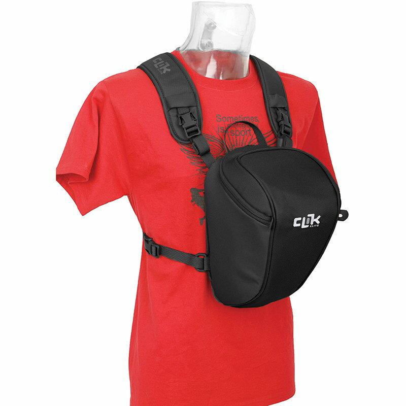 ◎相機專家◎ CLIK ELITE CE703 三角胸包 ProBody SLR Chest Carrie 勝興公司貨