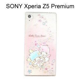 雙子星空壓氣墊軟殼 [鑽瀑] SONY Xperia Z5 Premium E6853【三麗鷗正版授權】