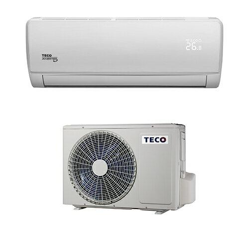 【TECO 東元】 8-10坪一對一變頻單冷冷氣 MS-HM50IC/MA-HM50IC