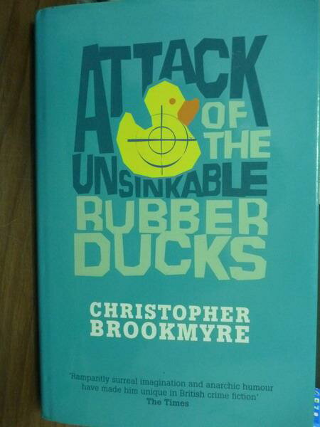 ~書寶 書T7/原文書_QEZ~Attack of the Unsinkable Rubb