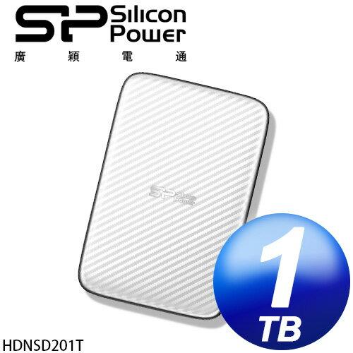廣穎SiliconPowerDiamondD201TBUSB3.12.5吋行動硬碟