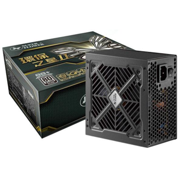 JT3C:【最高折$350】SuperFlower振華環保之星II550W銀牌80+電源供應器