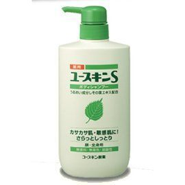 YuskinS悠斯晶S紫蘇沐浴乳500mL瓶◆德瑞健康家◆